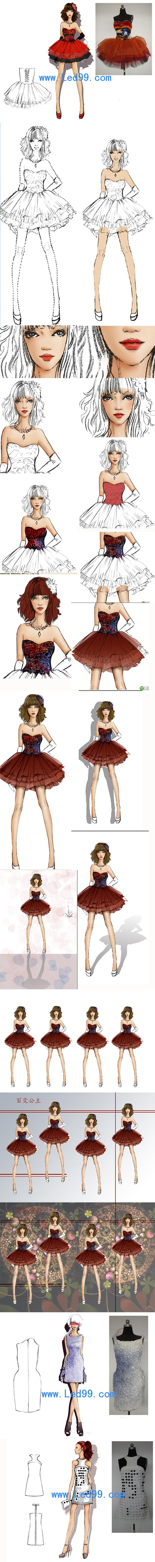 2个月服装设计班(图3)