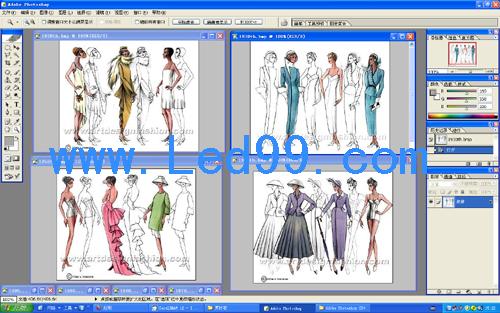 15天服装设计软件PS、AI、CDR(图4)