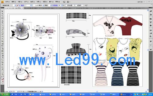 15天服装设计软件PS、AI、CDR(图5)