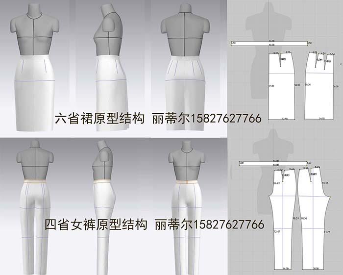 3D打版试衣高手班【男装、女装、童装】(图2)