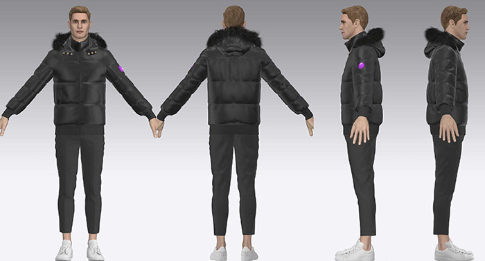 3D打版试衣高手班【男装、女装、童装】(图7)