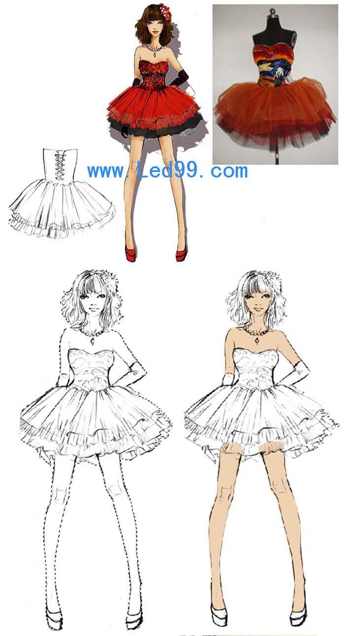 服装设计软件高手班(图7)